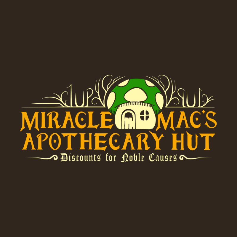 Miracle Mac's Women's Sweatshirt by Ben's Shirt Shop of AwesomeShop