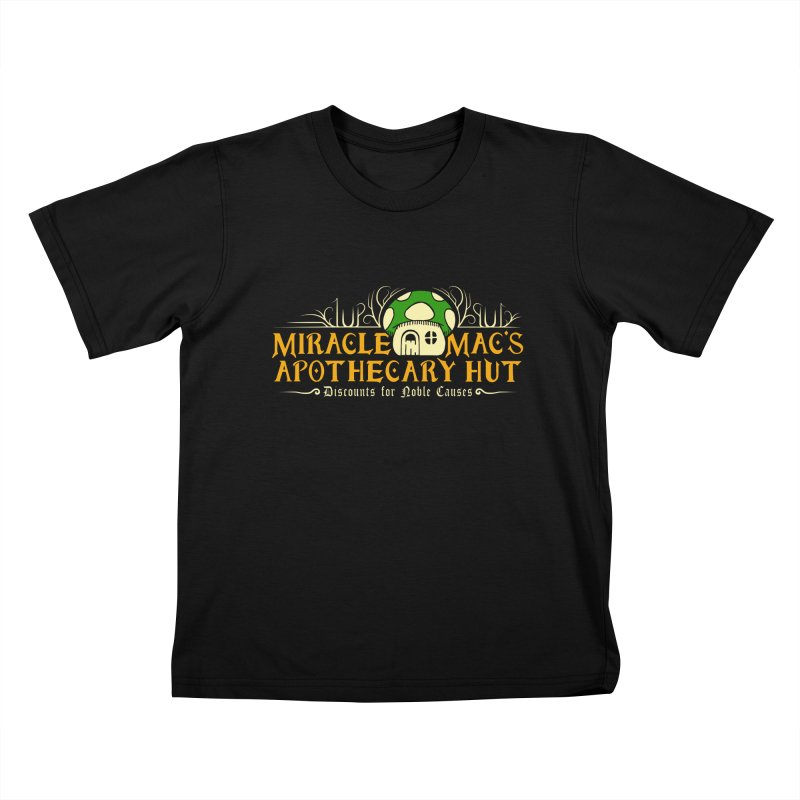 Miracle Mac's Kids T-shirt by Ben's Shirt Shop of AwesomeShop