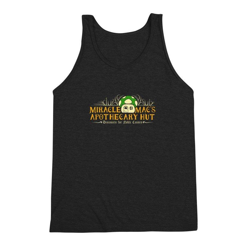 Miracle Mac's Men's Triblend Tank by Ben's Shirt Shop of AwesomeShop