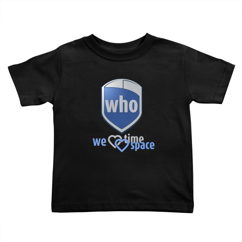 Who Delivery Service Kids Toddler T-Shirt by Ben's Shirt Shop of AwesomeShop