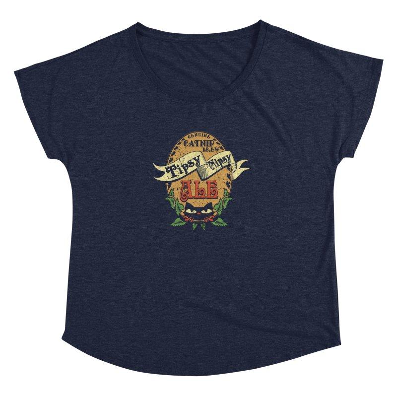 Tipsy Nipsy Women's Dolman by Ben's Shirt Shop of AwesomeShop