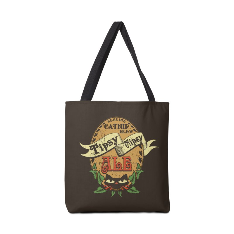 Tipsy Nipsy Accessories Bag by Ben's Shirt Shop of AwesomeShop