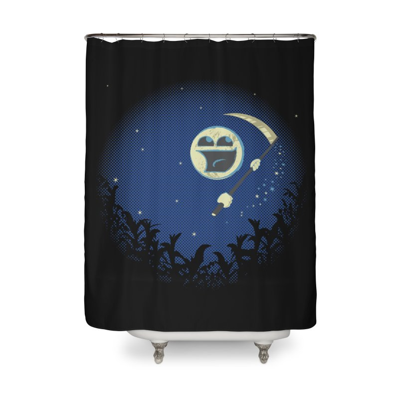 The Great Harvester Home Shower Curtain by Ben's Shirt Shop of AwesomeShop