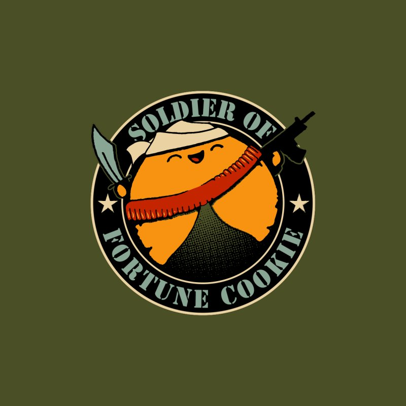 Soldier of Fortune Cookie   by Ben's Shirt Shop of AwesomeShop
