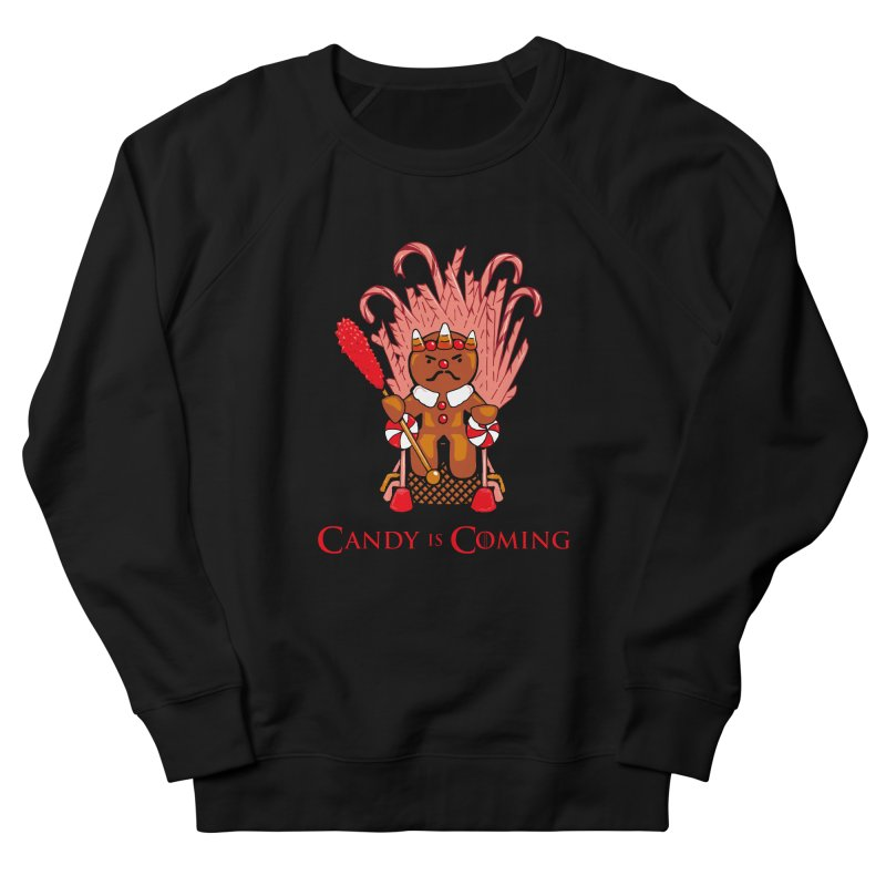 Candy of Thrones Women's Sweatshirt by Ben's Shirt Shop of AwesomeShop