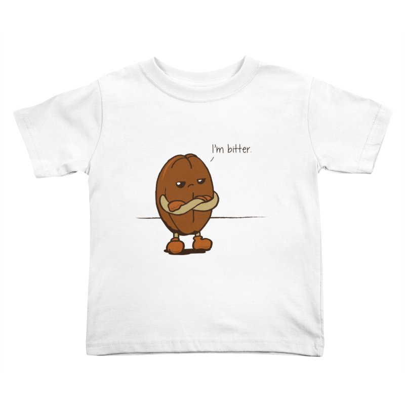 Lil Bitter Kids Toddler T-Shirt by Ben's Shirt Shop of AwesomeShop