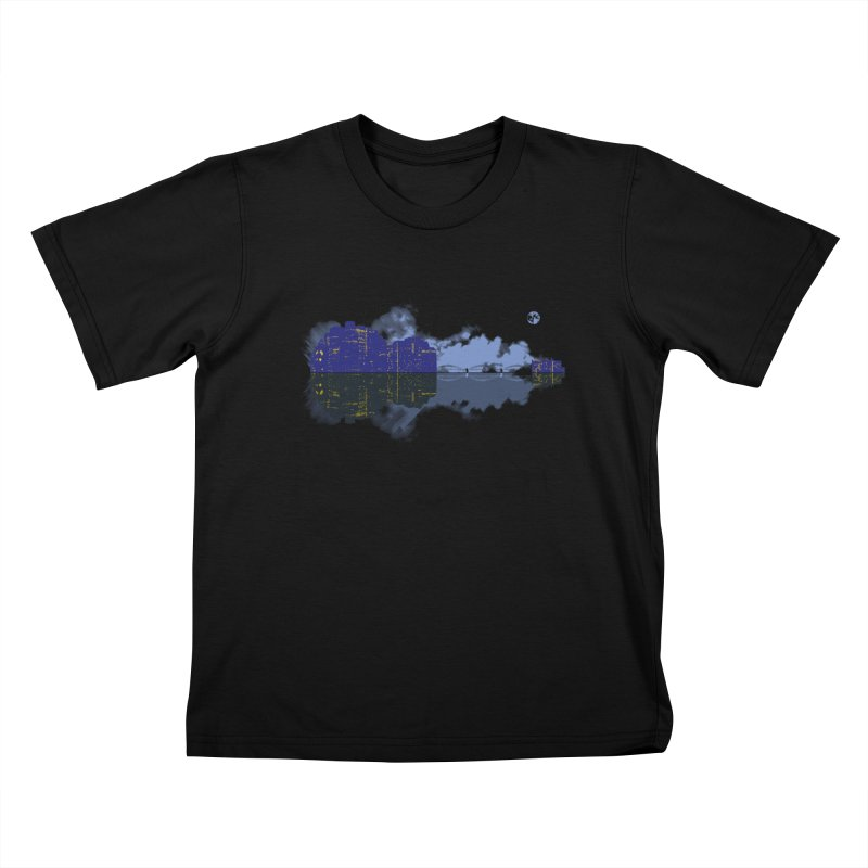 City of Music Kids T-shirt by Ben's Shirt Shop of AwesomeShop