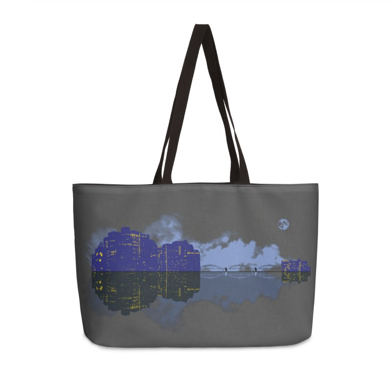 City of Music Accessories Bag by Ben's Shirt Shop of AwesomeShop