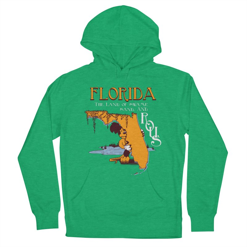 Florida Rodents Women's Pullover Hoody by Ben's Shirt Shop of AwesomeShop