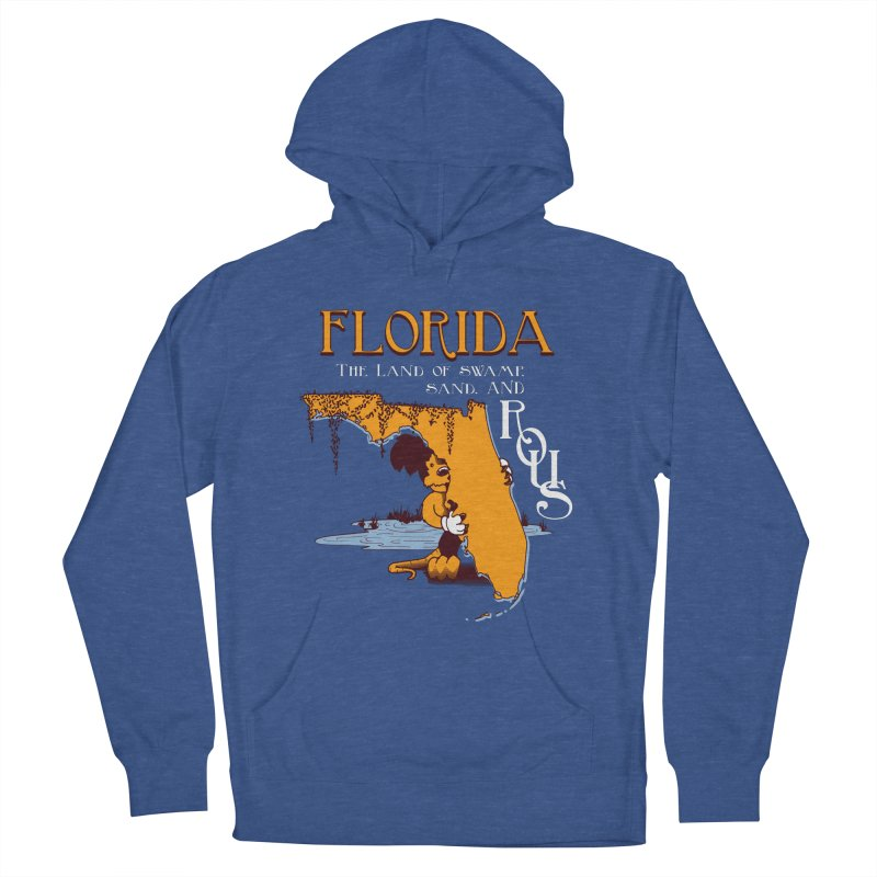 Florida Rodents Men's Pullover Hoody by Ben's Shirt Shop of AwesomeShop