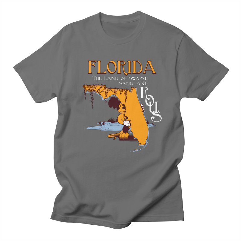 Florida Rodents Men's T-shirt by Ben's Shirt Shop of AwesomeShop