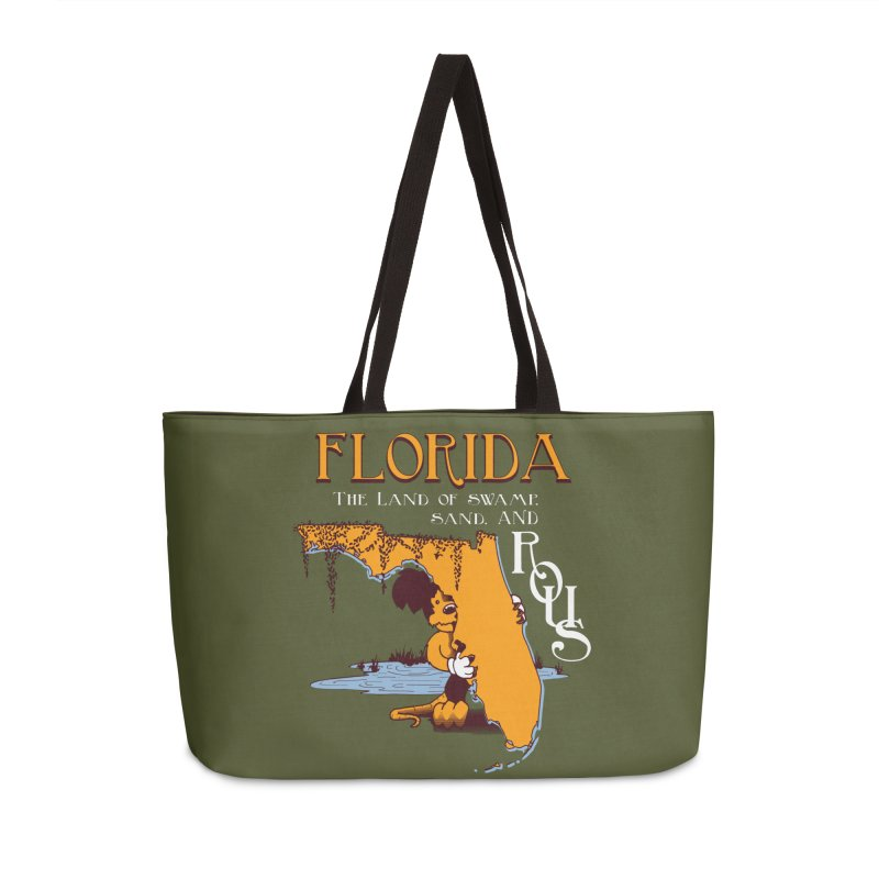 Florida Rodents Accessories Bag by Ben's Shirt Shop of AwesomeShop