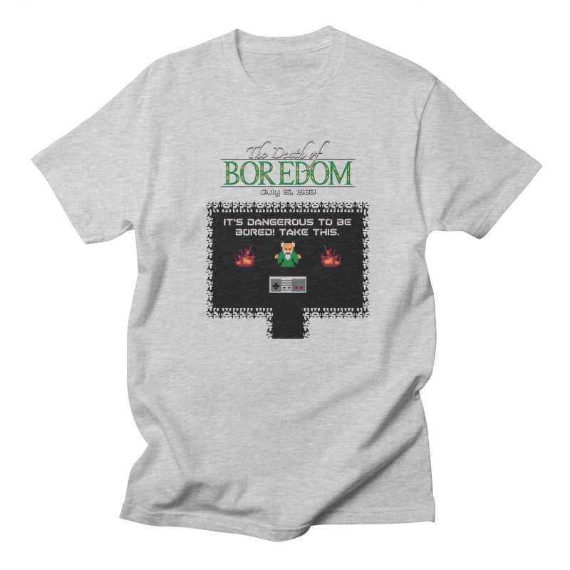 The Legend of Boredom   by Ben's Shirt Shop of AwesomeShop