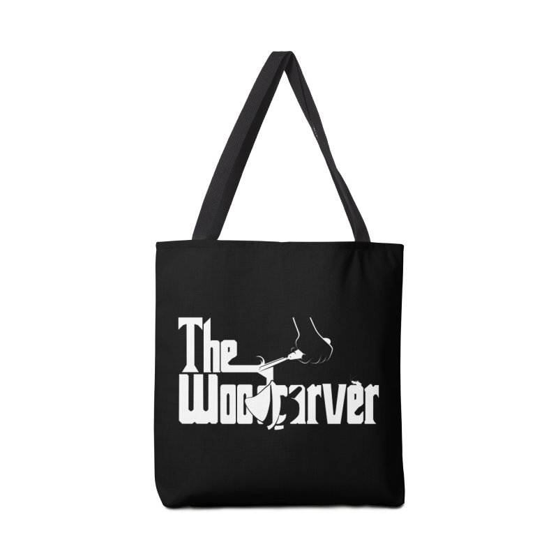 The Woodcarver Accessories Bag by Ben's Shirt Shop of AwesomeShop