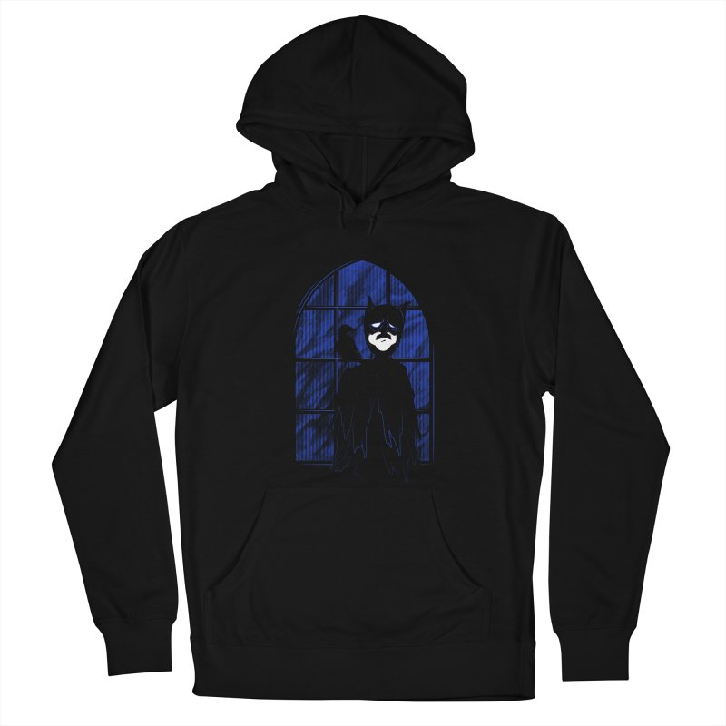 Batpoe Women's Pullover Hoody by Ben's Shirt Shop of AwesomeShop