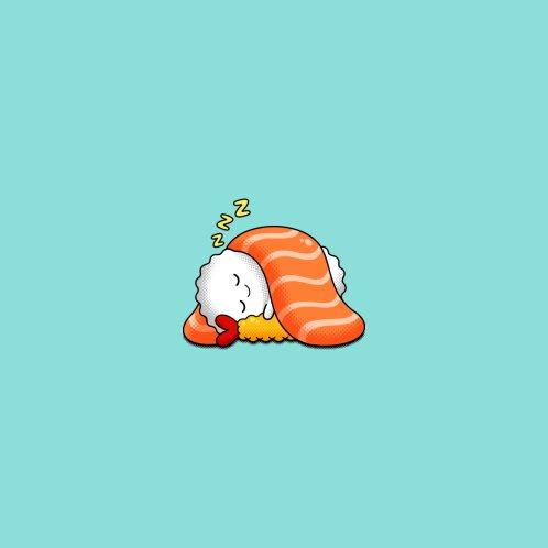 Design for Sushi Snooze (Mini)