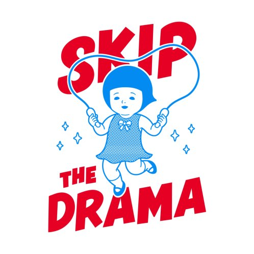 Design for Skip The Drama