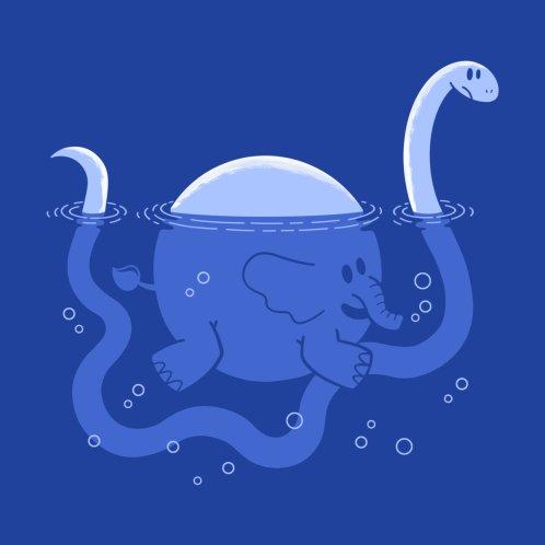 Design for Loch Ness Mystery