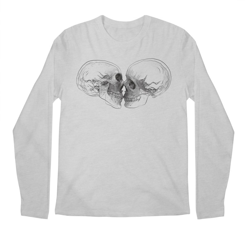 Boning Men's Regular Longsleeve T-Shirt by benk's shop
