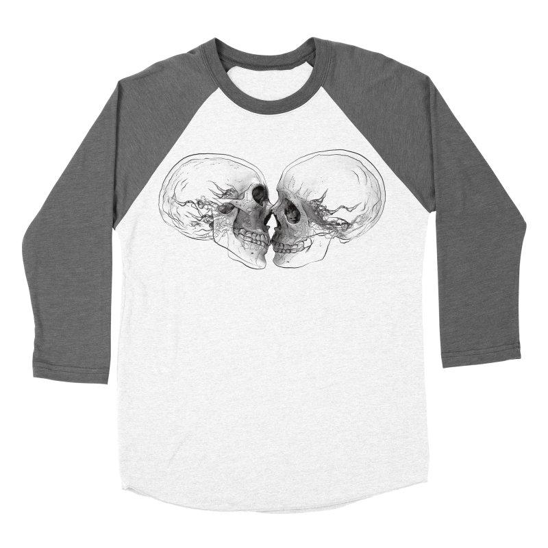 Boning Men's Baseball Triblend Longsleeve T-Shirt by benk's shop