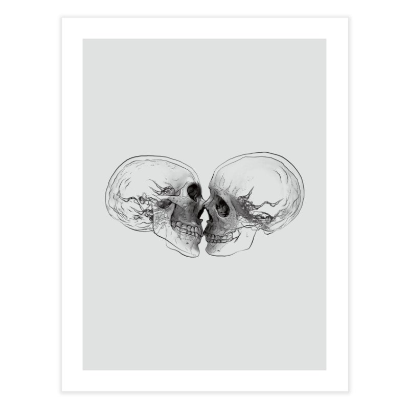 Boning Home Fine Art Print by benk's shop
