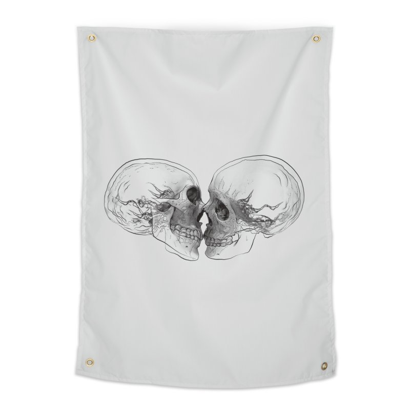 Boning Home Tapestry by benk's shop