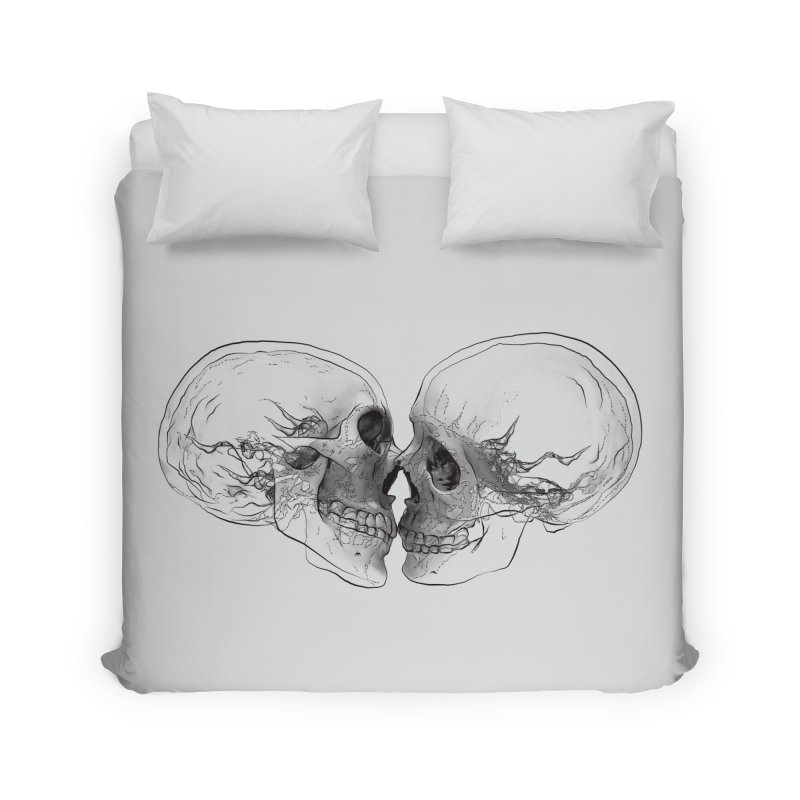 Boning Home Duvet by benk's shop