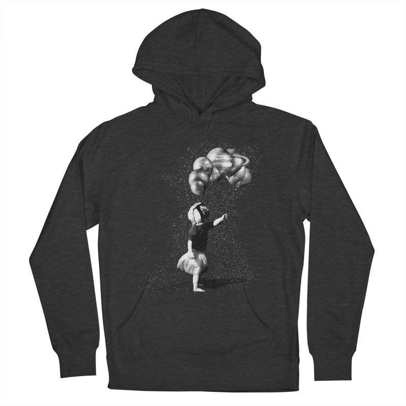 Petit Princesse Men's French Terry Pullover Hoody by benk's shop