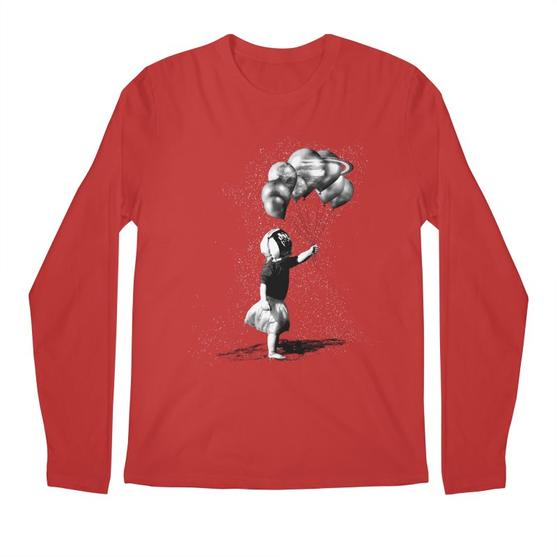 Petit Princesse Men's Longsleeve T-Shirt by benk's shop