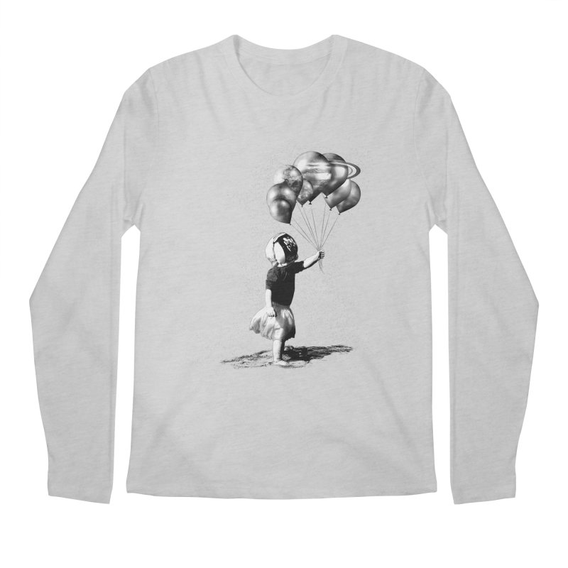 Petit Princesse Men's Regular Longsleeve T-Shirt by benk's shop