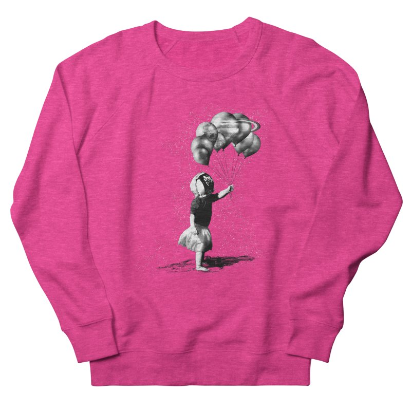 Petit Princesse Women's French Terry Sweatshirt by benk's shop