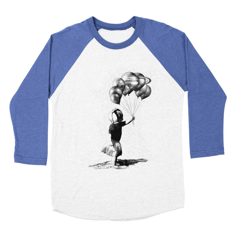 Petit Princesse Men's Baseball Triblend Longsleeve T-Shirt by benk's shop