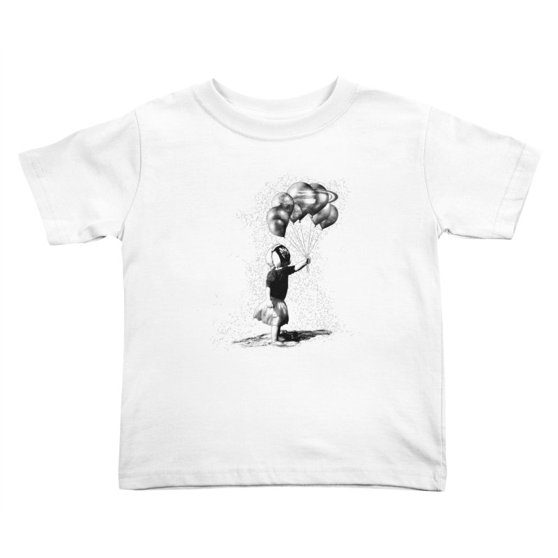 Petit Princesse Kids Toddler T-Shirt by benk's shop