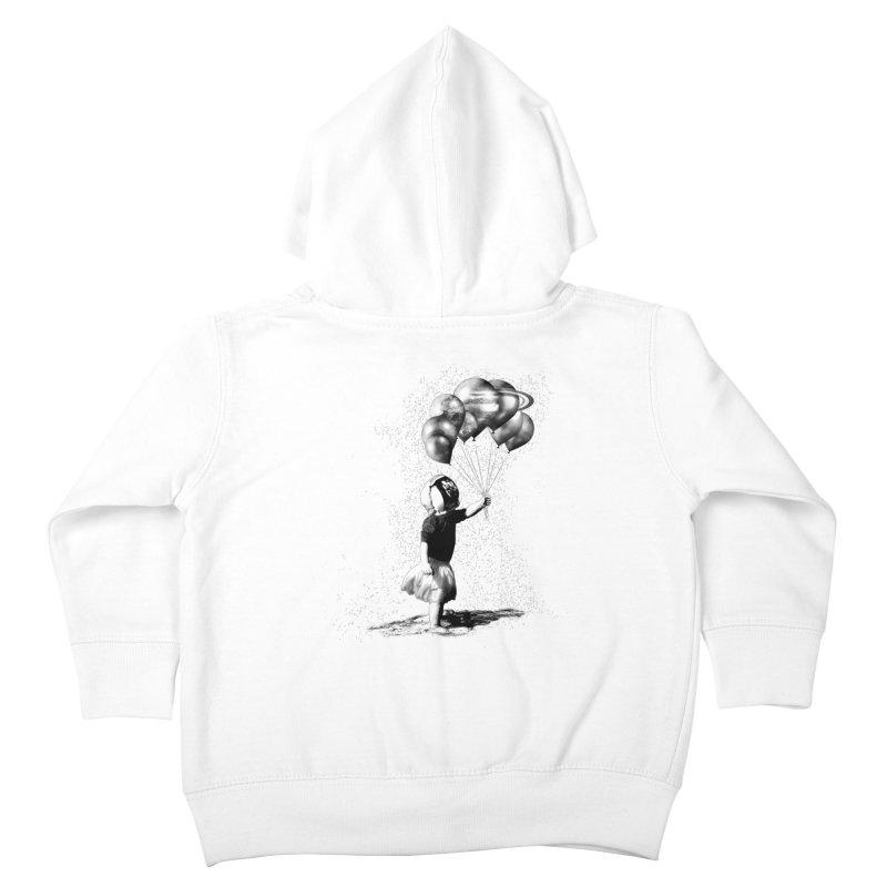 Petit Princesse Kids Toddler Zip-Up Hoody by benk's shop