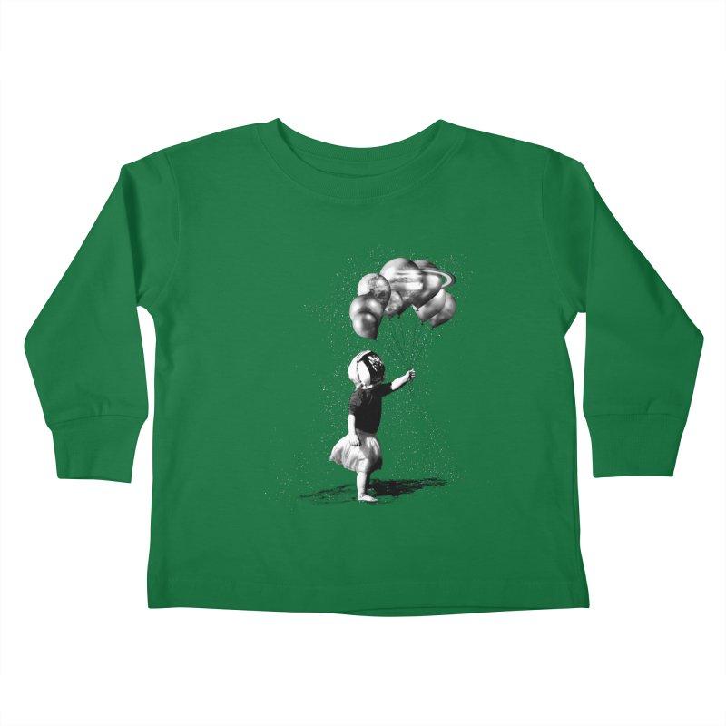 Petit Princesse Kids Toddler Longsleeve T-Shirt by benk's shop