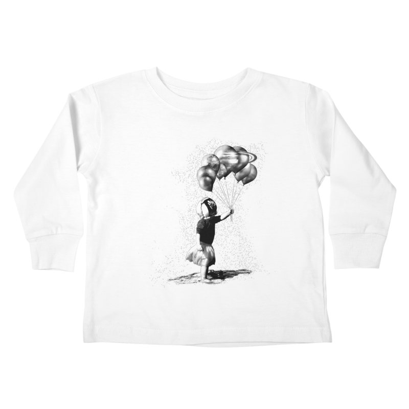 Petit Princesse Kids Toddler Longsleeve T-Shirt by benk's shop