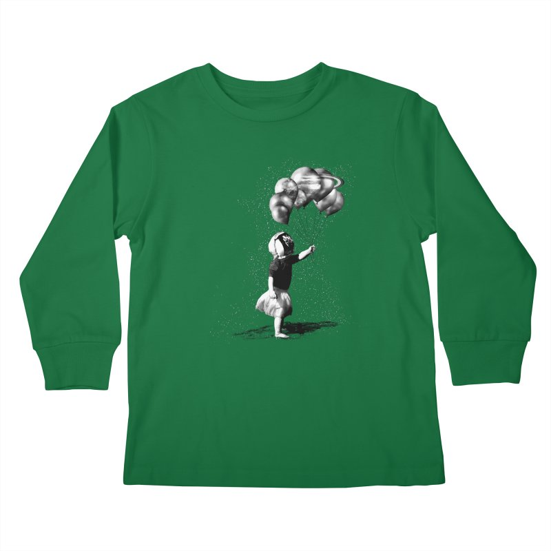 Petit Princesse Kids Longsleeve T-Shirt by benk's shop