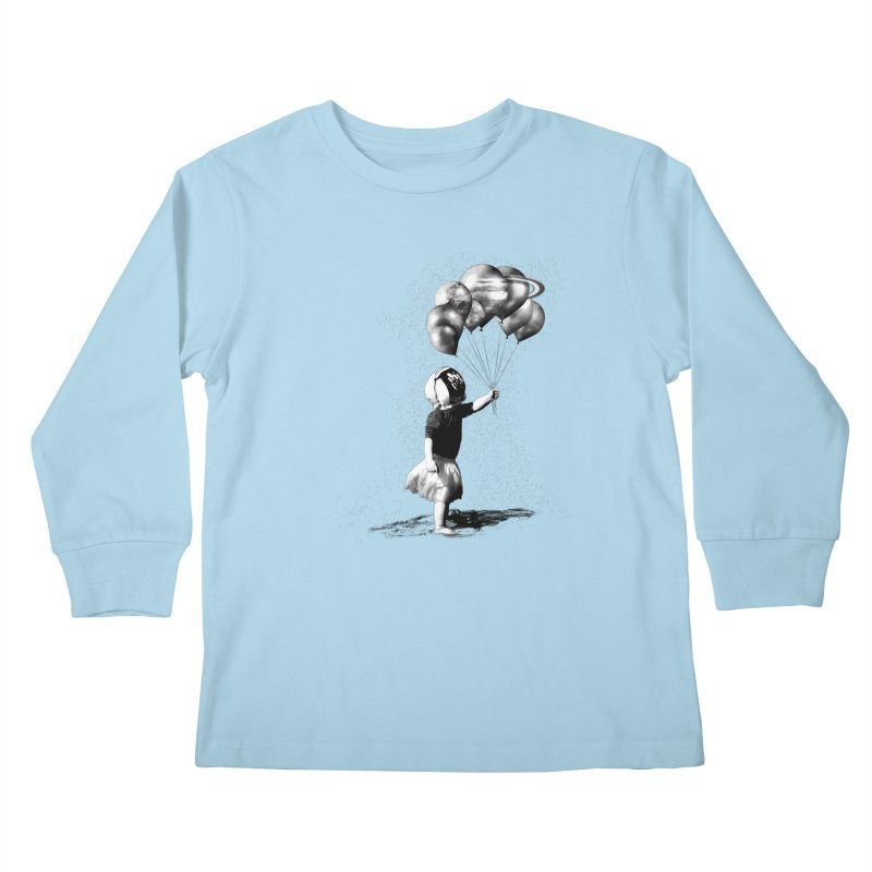 Petit Princesse Kids Longsleeve T-Shirt by benk's shop