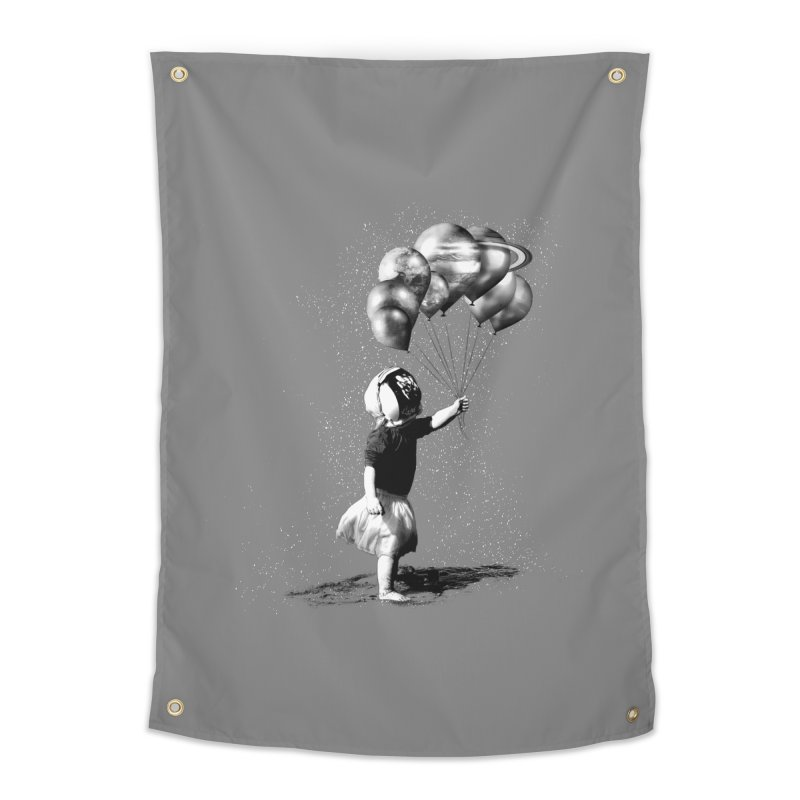 Petit Princesse Home Tapestry by benk's shop