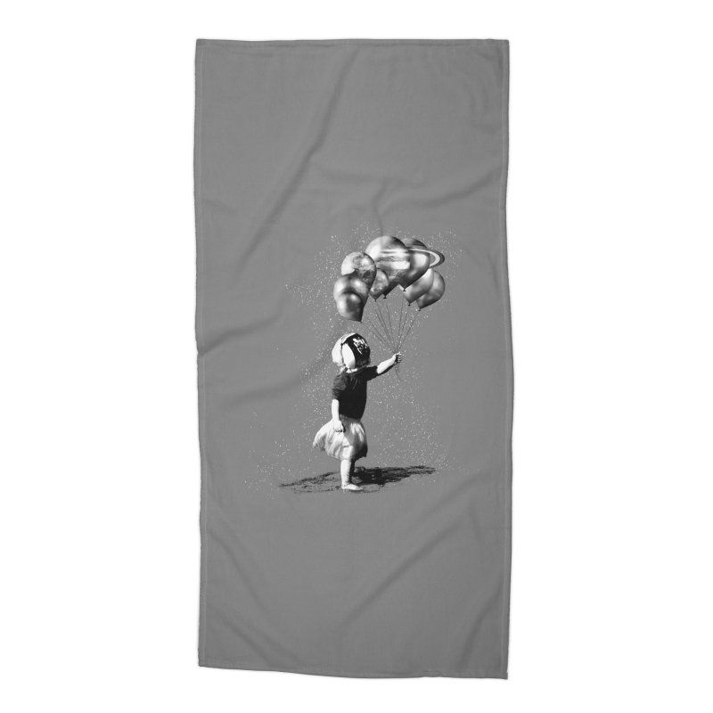 Petit Princesse Accessories Beach Towel by benk's shop