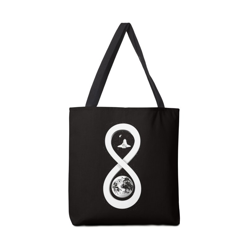 Infinite Exploration Accessories Bag by benk's shop