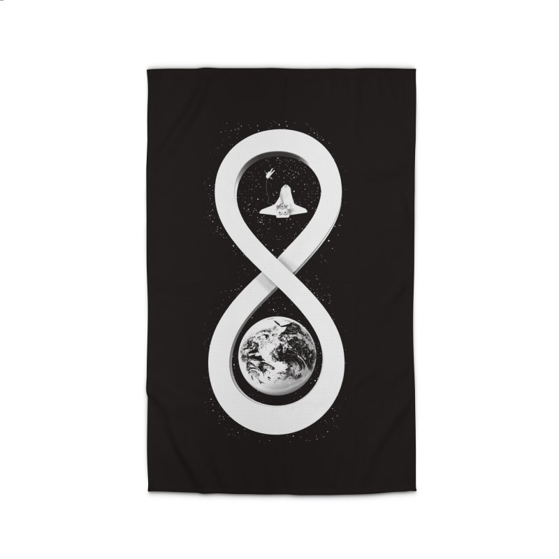 Infinite Exploration Home Rug by benk's shop