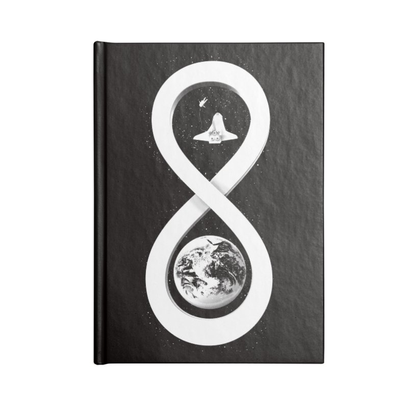 Infinite Exploration Accessories Notebook by benk's shop