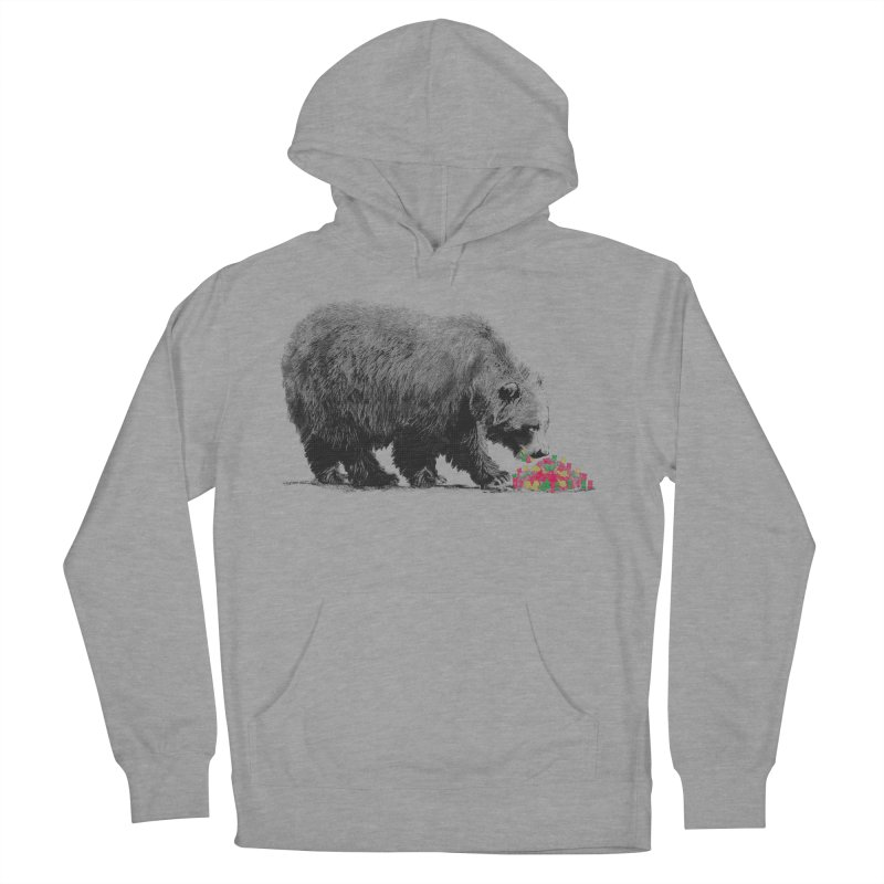 Cannibalism Men's French Terry Pullover Hoody by benk's shop
