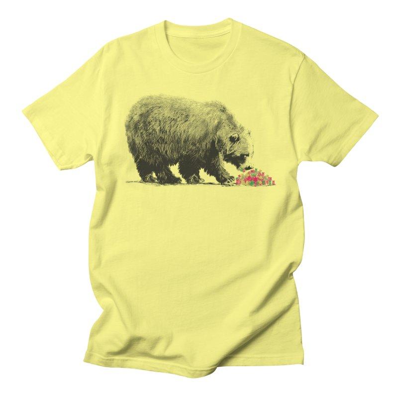 Cannibalism Men's Regular T-Shirt by benk's shop
