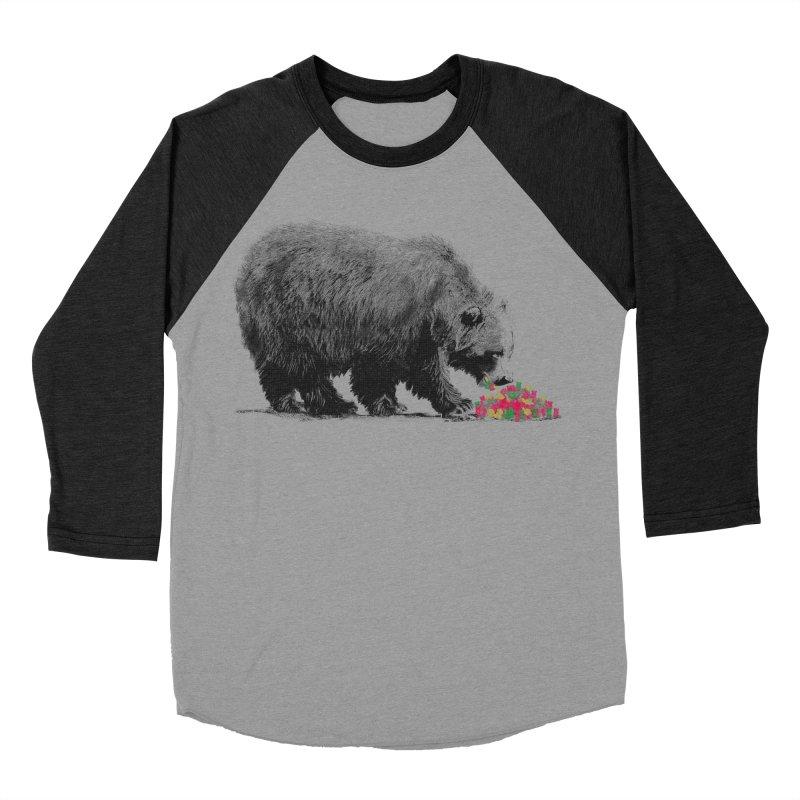 Cannibalism Men's Baseball Triblend Longsleeve T-Shirt by benk's shop