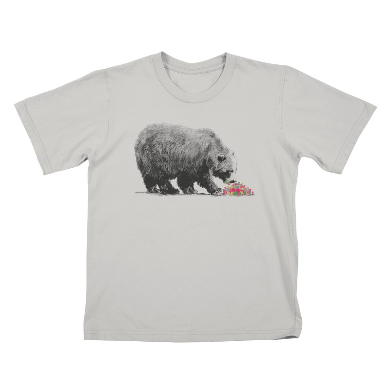 Cannibalism Kids T-shirt by benk's shop