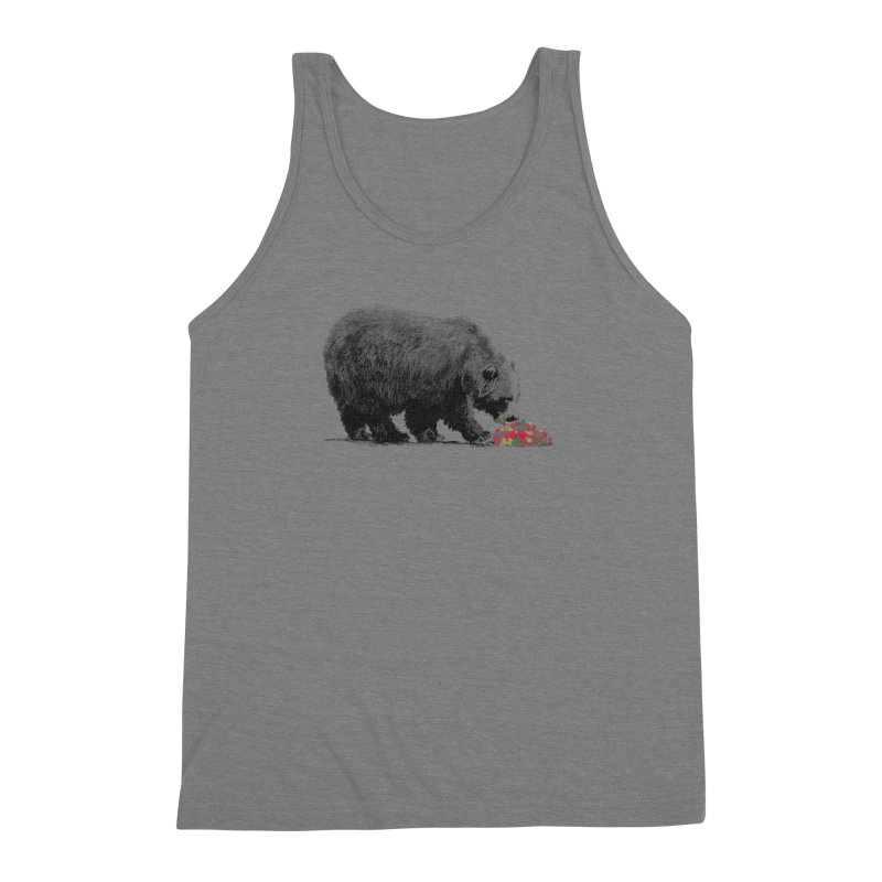 Cannibalism Men's Triblend Tank by benk's shop