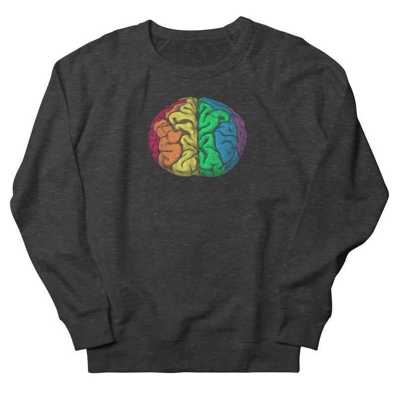 Open Minded Men's Sweatshirt by benk's shop