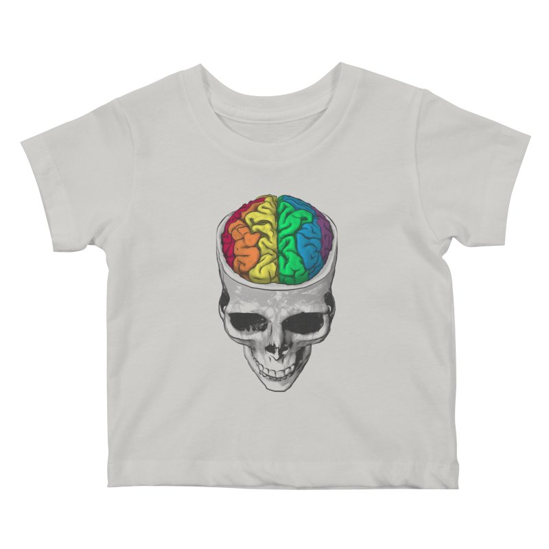 Open Minded Kids Baby T-Shirt by benk's shop